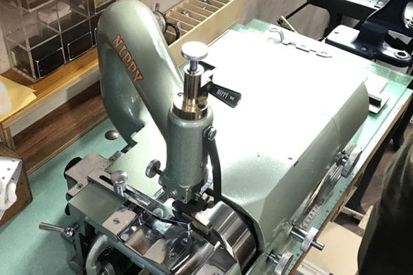 Munekawaの制作にかかせない機械のご紹介