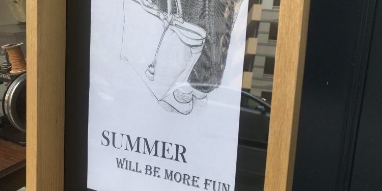 Summer will be more fun