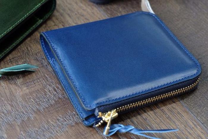 Munekawa新商品、L字ファスナー財布Cramのご紹介