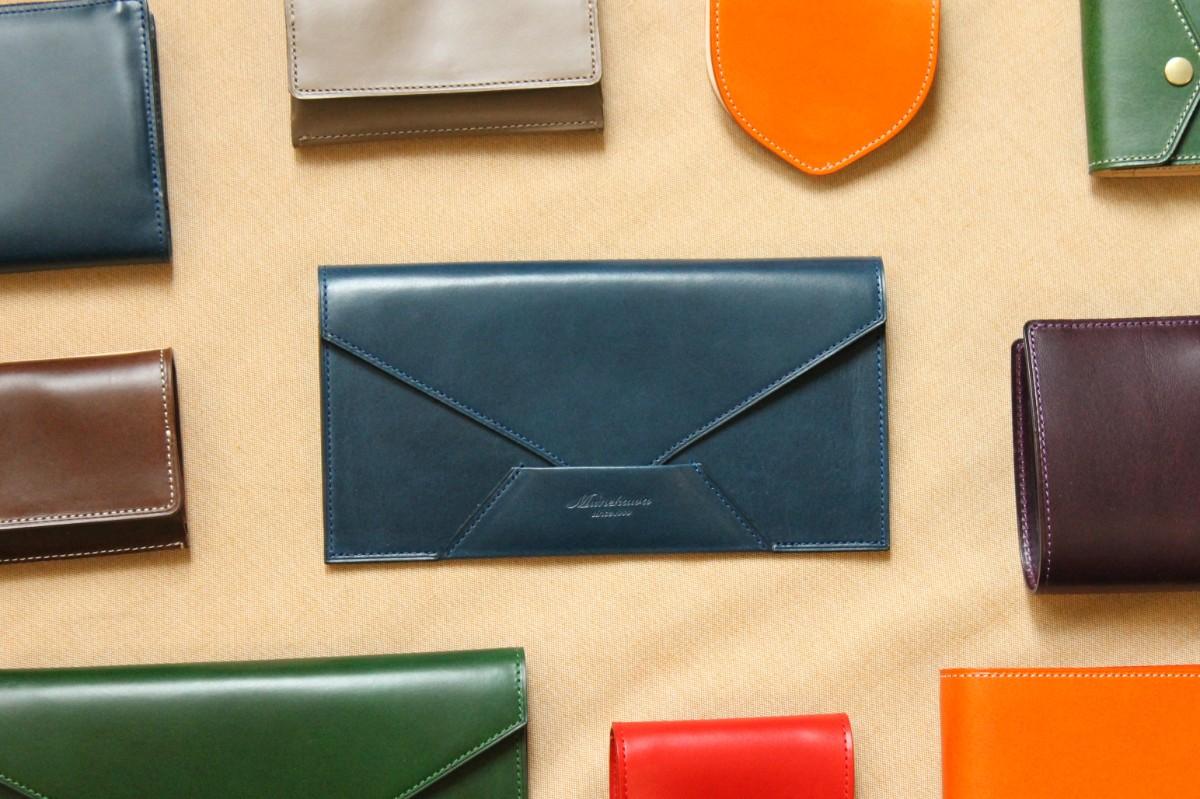 新しい季節を新しい気持ちで。春財布を選んでみませんか?