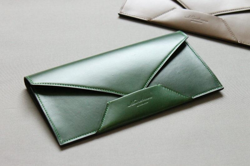 封筒型長財布 Encase