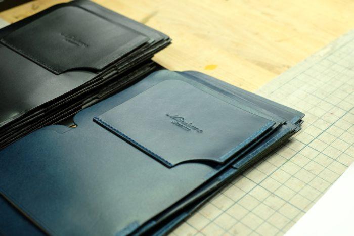 L字ファスナー財布の企画