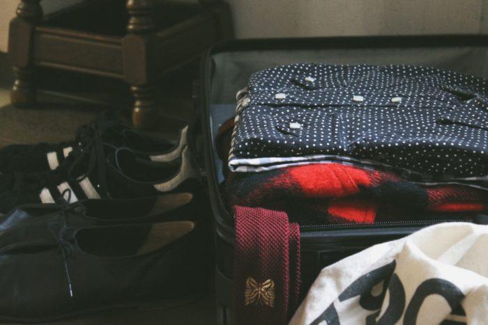 旅行にも最適な財布
