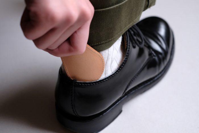 靴べらキーリング