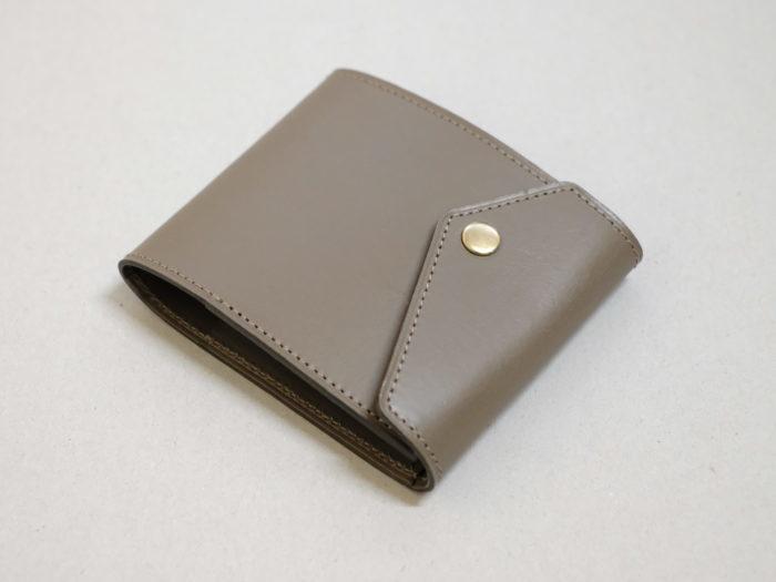 マネークリップ型財布 Carriage2(内側同色)