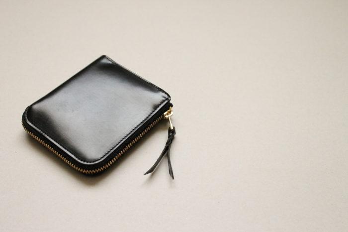 【追加製作】 ブライドルレザーのL字ファスナー財布 Cram