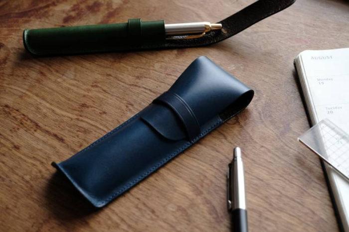 2種類のペンケース。Arch penシリーズ