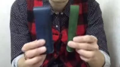 2種類のペンケース Arch pen S / Arch pen M