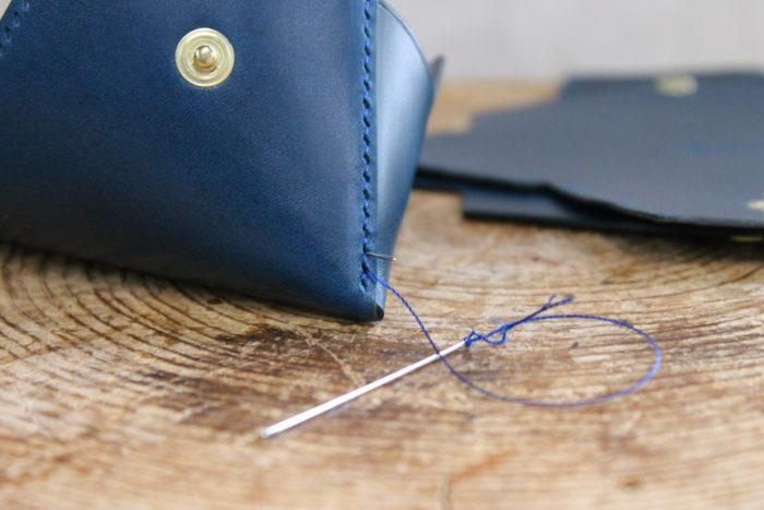 手縫いとミシン縫いについて