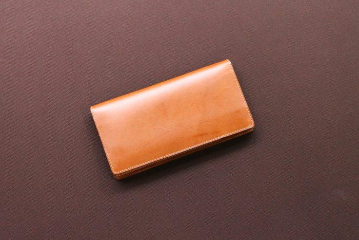 小銭入れ付き長財布の使い心地