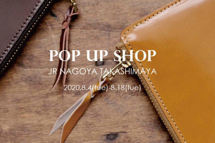 POP UP SHOP@JR NAGOYA TAKASHIMAYA