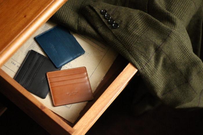 薄型ミニ財布 Wedgeの製作ストーリー