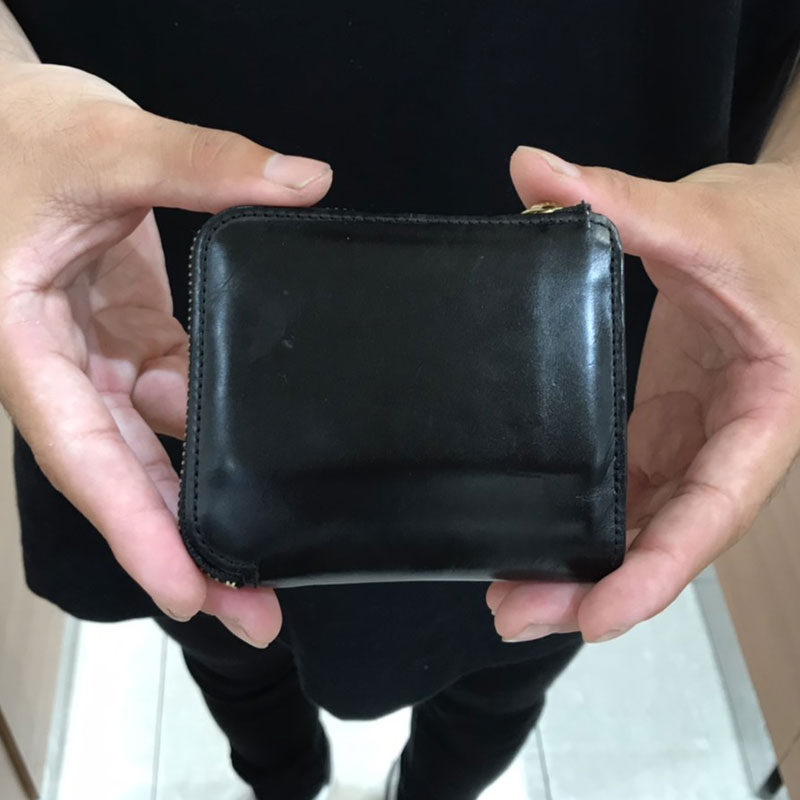 "L-Zip wallet  ""Cram"""