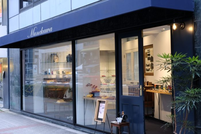 Munekawa直営店とPOP UP SHOP