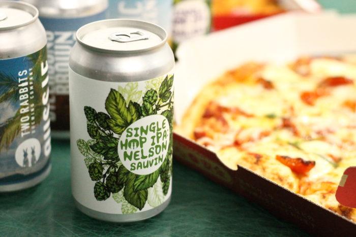 クラフトビール&ピザパーティー