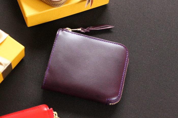 Limited color – L字ファスナー財布 Cramの限定カラー