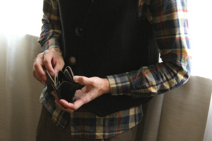 手のひらに収まるCramのサイズ感