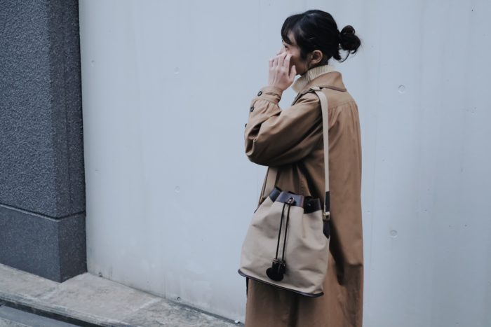 冬のお出かけに持って行きたいバッグ