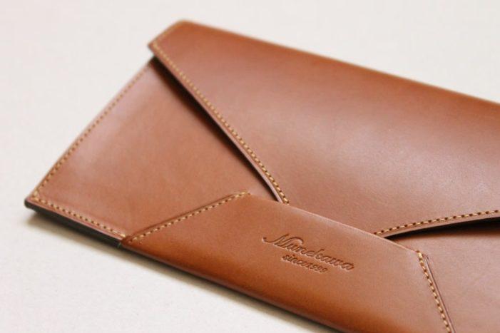 封筒型長財布の魅力