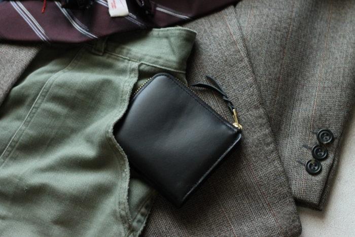 L字ファスナー財布ご好評いただきありがとうございます。