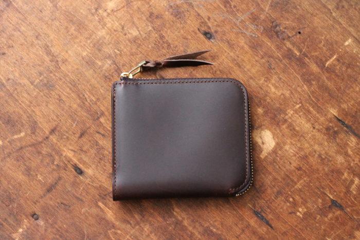 マレンマのL字ファスナー財布 Cram