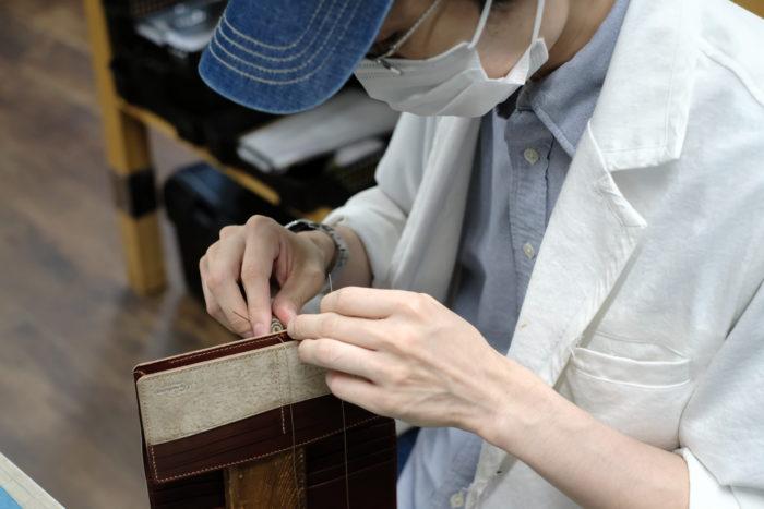 手縫いオーダー