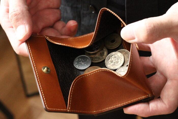 小さい財布を探している方へ